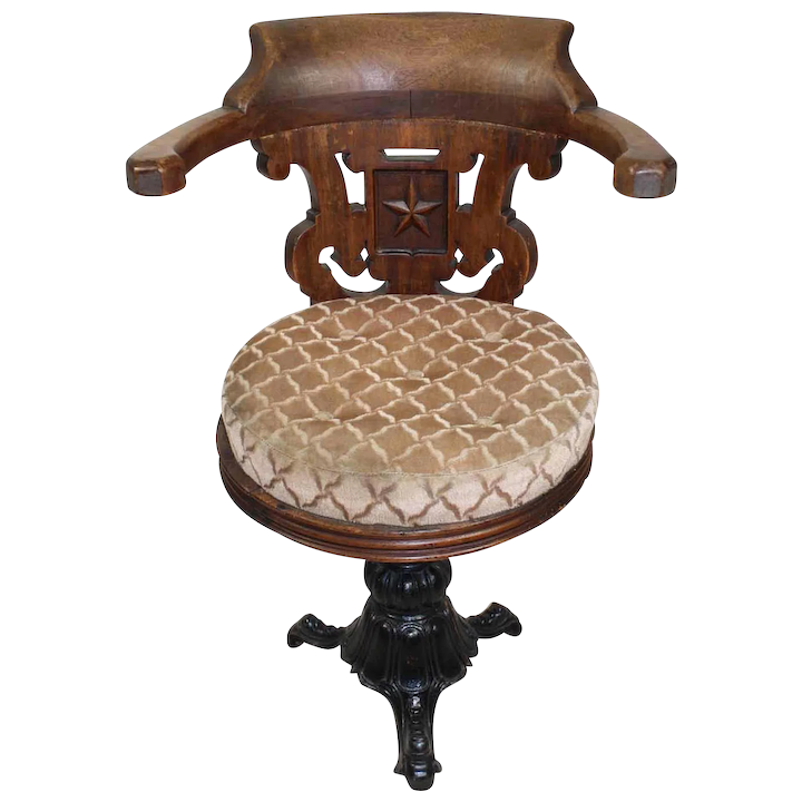 Astounding Wood And Iron Captains Chair Dailytribune Chair Design For Home Dailytribuneorg