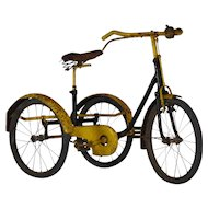 Iron Tricycle