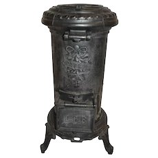 L. F. B. Cast Iron Stove
