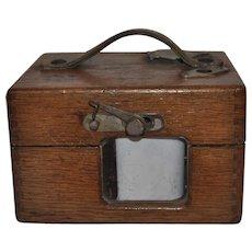 Benzing Original Brevete Pigeon Clock