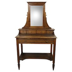 Art Nouveau Dressing Table