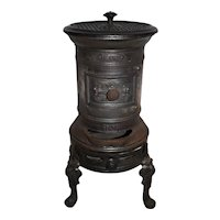 French Rosières Cast Iron Stove