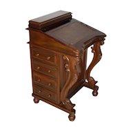 Mahogany Secretary Writing Desk