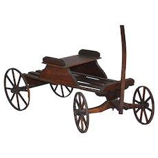 Small Buckboard Wagon