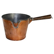 Copper Pouring Bucket