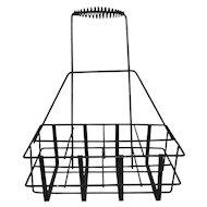 Metal Milk Basket