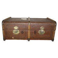 Canvas Covered Trunk