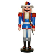 German Nutcracker Musketeer