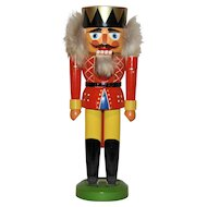 German Wooden Nutcracker King