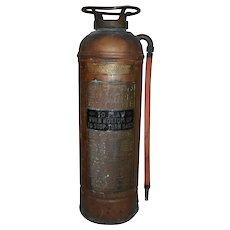 Buffalo Copper Fire Extinguisher