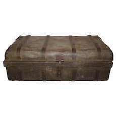 Metal Luggage Trunk