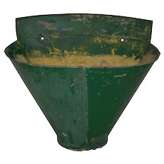 Green Grape Harvesting Hod/Bucket