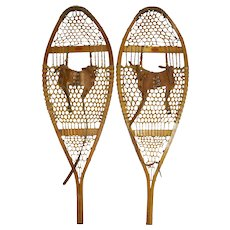 Canadian Huron Snowshoes by Faber