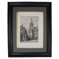 Ruetlingen Framed Picture
