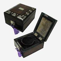 19th Century French Watch Box