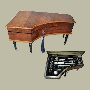 Palais Royal Grand Piano Box. French