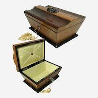 Palais Royal, French, Jewelry Box. Silk Lined