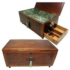 Georgian Box with Drawer 1790-1800
