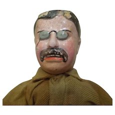 Very rare Schoenhut Teddy Roosevelt from The Africa Series