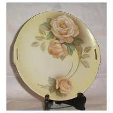 R S Tillowitz Salesia Cake Plate