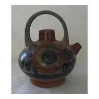 South West Influence Decorative Teapot