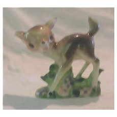 "Unauthorized ""Bambi"" Figurine Made In Japan"