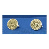 """95 Japan Women's Open Golf Championship"" Cuff Links"
