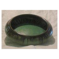 Fulper Pottery Console Bowl