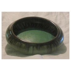 Fulper Pottery Console Bowl