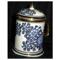 Covered Cup and Trivet