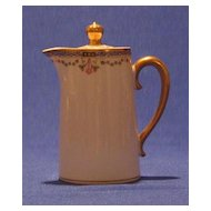 L. Bernardaud & Co. Limoges Coffee Pot