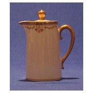 L. Bernardaud & Co. Limoges Coffee Pot