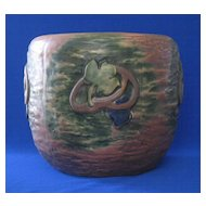 """Roseville Pottery """"Imperial"""" Jardiniere"""