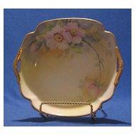 Noritake White Wild Rose Decorated Bowl