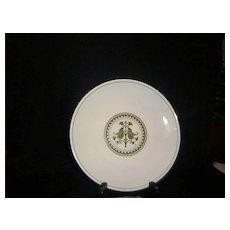 Noritake  Hermitage #6226 Luncheon Plate