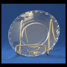 Fostoria Century Pattern Bread And Butter Plate