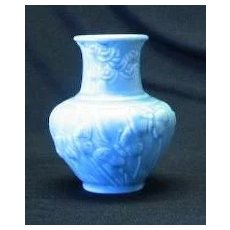 Rookwood Butterfly Decorated Vase From 1941