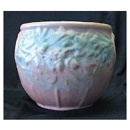 McCoy Pottery Acorn And Leaves Jardiniere