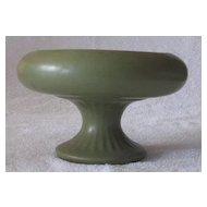 McCoy Pottery Floraline Pedestal Planter