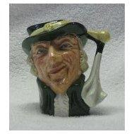 "Royal Doulton Small ""Regency Beau"" Character Jug"