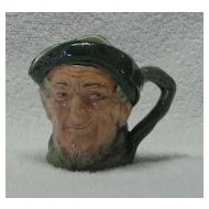 "Royal Doulton Small ""Auld Mac"" Character Jug"