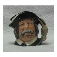 "Royal Doulton Small ""Sancho Panca"" Character Jug"