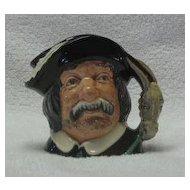 """Royal Doulton Small """"Sancho Panca"""" Character Jug"""