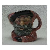 "Royal Doulton Small ""Falstaff"" Character Jug"