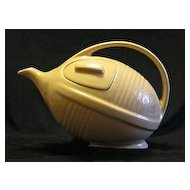 Hall's Historical Line Limited Edition Football Shaped Teapot