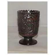 Fenton Strawberry Pattern Toothpick Holder