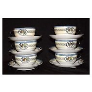 Noritake Luncheon Tea Service For Six
