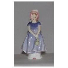 "Royal Doulton Figurine ""Ivy"" HN 1768"