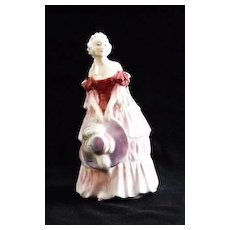 "Royal Doulton HN1517 Titled ""Veronica"""