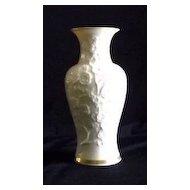 Lenox Gold Trimmed Ming Blossom Vase